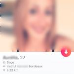 Bio tinder femme | Application rencontre