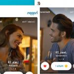 Happn difference entre coeur et hello