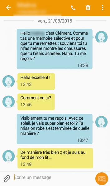 Premier message sur un site de rencontres : les techniques - meetingair-saintdizier.fr
