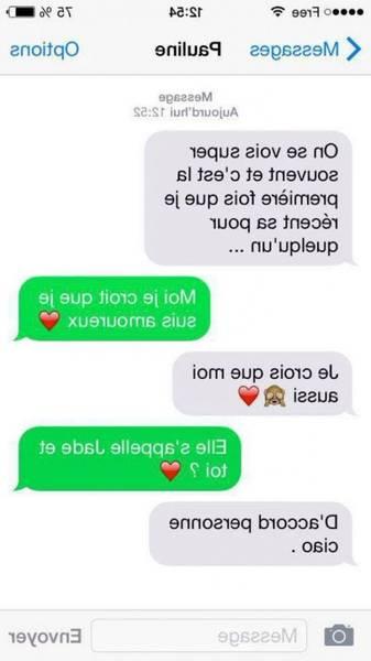flirter avec son ex par sms